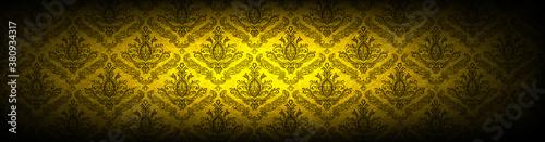 Fototapeta baroque wallpaper background obraz