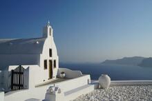 Gorgeous White Church Overlook...