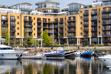 London Saint Katharine Docks M...