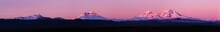 Sunrise Panorama Image Of The ...