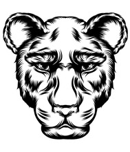 The Tattoo Of Leopard Of The S...