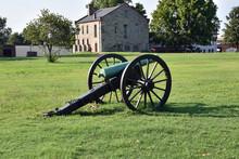 Fort Smith Civil War Canon