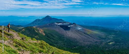 Fotografie, Obraz 韓国岳より霧島ジオパークを望む