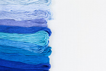 Skeins Of Embroidery Threads I...