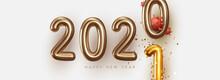 Happy New Year 2021 - 2020 Wit...