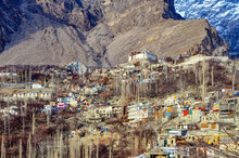 Village On The High Altitude I...