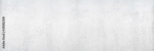 Obraz White concrete wall as background - fototapety do salonu