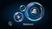 Balancer BAL Token Symbol In S...