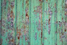 Peeling Paint Metal Texture Ro...