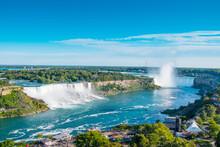Niagara Falls Between United S...
