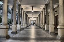 Colonnade In Karlovy Vary, Cze...