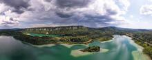 Vue Panoramique Sur  Des Lacs ...