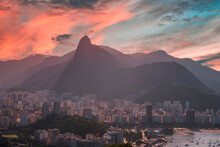 Sugarloaf Mountain In Rio De J...