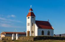 Eine Kleine Kirche In Island