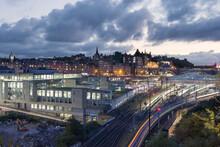 Architectural Landscape View O...