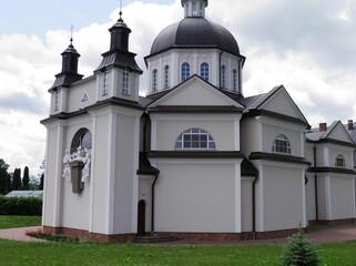 Stara Wieś Kościół Parafia Zabytkowa Budowla