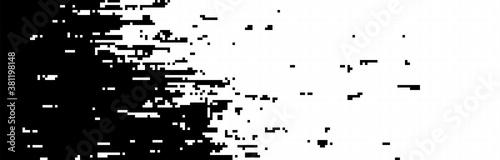 Pixel squares background Wallpaper Mural