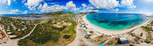 Aerial View Of Orient Bay In T...