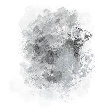 Grey Texture Background Hand D...