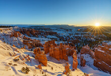 Bryce Canyon National Park At ...