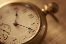 懐中時計と譜面