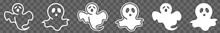 Ghost Icon White | Ghosts Illu...