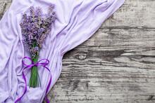 Fresh Lavender Flower Bouquet ...