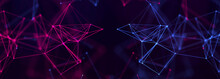 Abstract Polygonal Space With ...