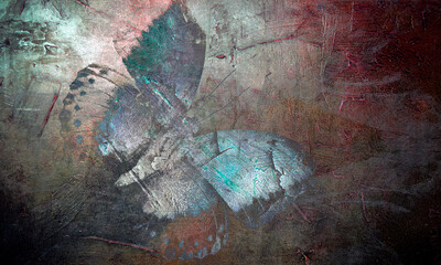 butterfly background texture