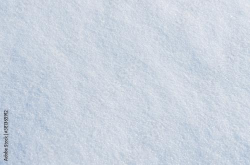 Fototapeta background white of fresh snow