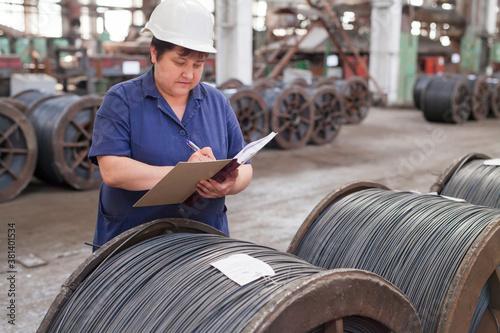 fittings, mesh in warehouses Slika na platnu