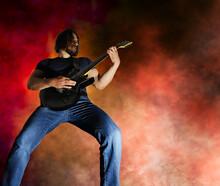 Hard Rock Guitarist
