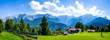 Landscape At The Wetterstein M...