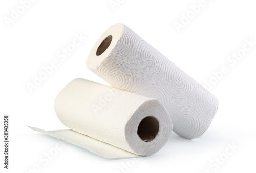 Valokuvatapetti Paper towel roll
