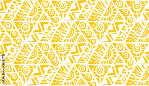 monochromatyczny-zolty-sloneczny-letni-wzor