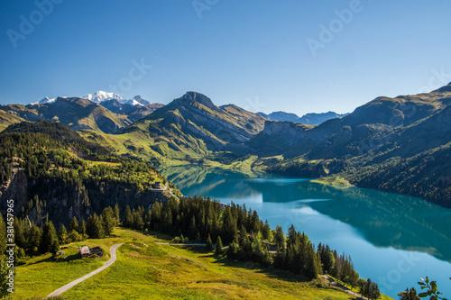 Foto Lac de Roselend