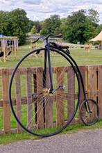 Antique Vintage Bicycle - United Kingdom