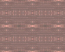 Brown Fall Plaid Pattern. Tart...