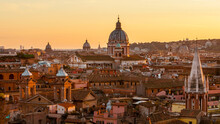 Rome Ancient Historic Center S...