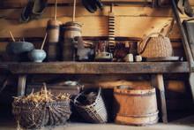 Retro Houseware. Antique House...