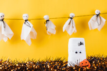 Funny Halloween Day Decor Part...