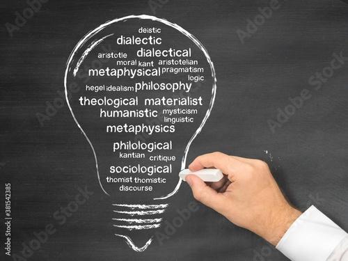 Fototapeta philosophical