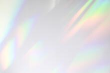 Blurred Rainbow Light Refracti...