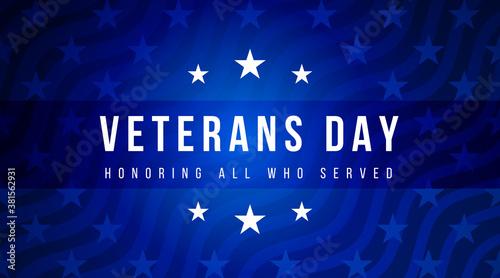 Veterans Day Poster Mural XXL