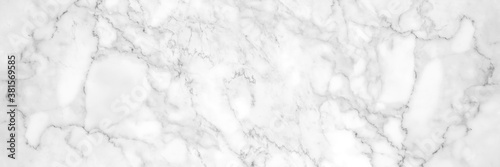 Fototapeta horizontal elegant white marble background obraz