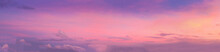 Pastel Sunset With Amazing Col...