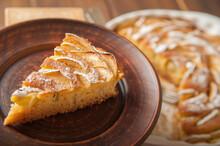 Heap Of Homemade Apple Pie Clo...