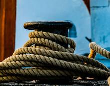Maritime Hemp Rope Moorings On...