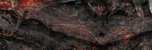 Black Marble With Red Veins, E...