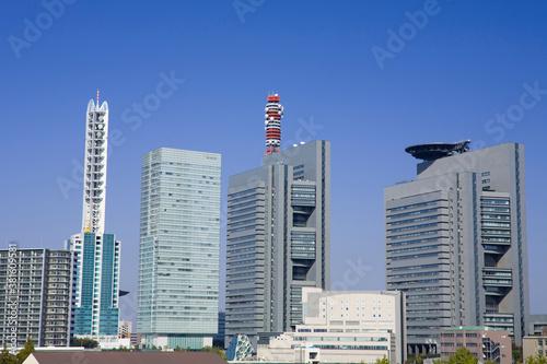 Photo さいたま新都心のビル群